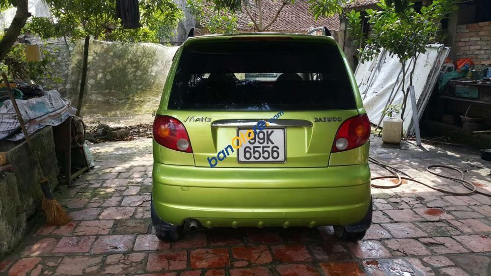 Bán Daewoo Matiz SE đời 2007, giá 125tr