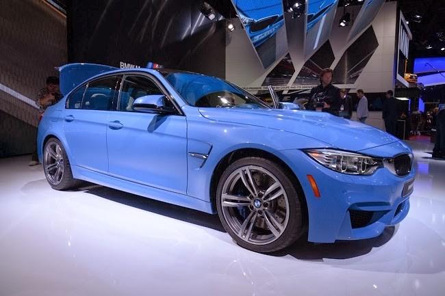 BMW M3 2016 in Yas Marine Blue, nhập chính hãng. Tặng trước bạ