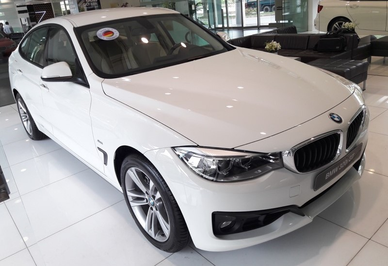 BMW 3GT 2017, xe mới, giá tốt kèm ưu đãi lớn cuối năm