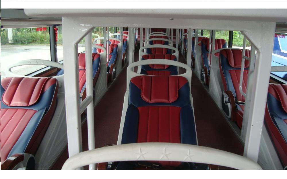 Bán xe giường nằm Daewoo 41 chỗ đời 2016 nhập khẩu-giao xe trước tết