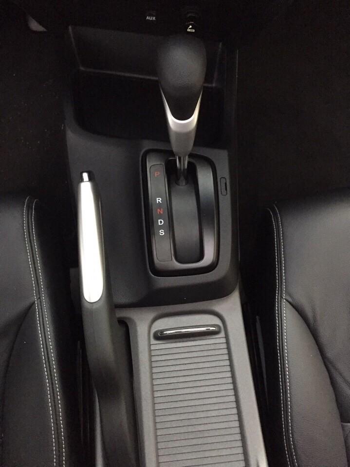 Xe Honda Civic 2.0 2012, màu nâu xe đẹp