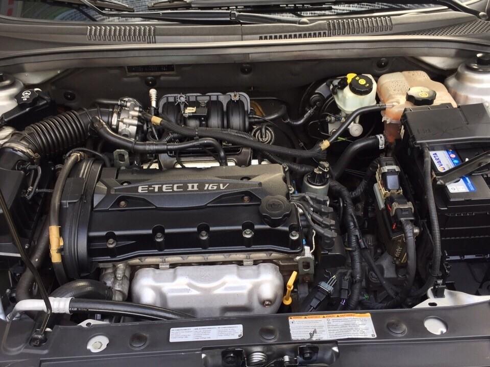 Hàng khủng zin 100% - Chevrolet Cruze LS 2011 màu bạc
