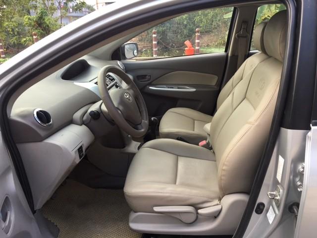 Bán Vios E xịn đời 2009 mầu bạc tên chính chủ tôi, xe có túi khí lái, phụ, phanh ABS đĩa bốn bánh