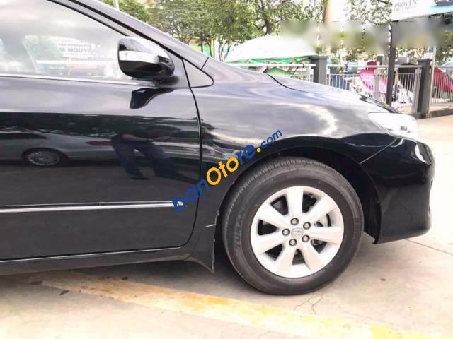 Bán xe Toyota Corolla altis 2013, màu đen số tự động
