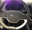 Bán xe Kia Morning EXMT đời 2015, màu bạc, giá tốt, hỗ trợ trả góp 70% giá xe giá 345 triệu tại Hải Phòng