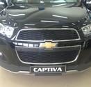 Bán ô tô Chevrolet Captiva LTZ New đời 2015, màu đen, giá tốt, ưu đãi cực hấp dẫn giá 829 triệu tại Đồng Nai