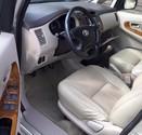 Bán Toyota Innova G đời 2008, màu bạc, nhập khẩu nguyên chiếc giá 368 triệu tại Hà Nội