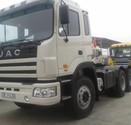 Bán Xe Đầu kéo JAC/Xe Đầu kéo Jac 2 cầu công xuất 380Hp cabin hyundai 38T5 giá 1 tỷ 50 tr tại Tp.HCM