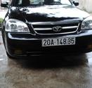 Cần bán lại xe Daewoo Lacetti EX sản xuất 2010, màu đen giá 320 triệu tại Thái Nguyên