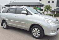 Bán ô tô Toyota Innova G đời 2009, màu bạc, xe gia đình, giá tốt giá 488 triệu tại Hà Nội
