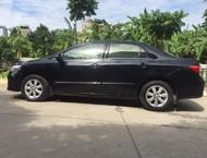 Bán xe ALTIS 1.8AT mầu đen chính chủ tên tư nhân đời 2013, xe đẹp, đã có trang bị màn hình ghế da....