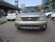 Cần bán xe Ford Escape 2005, màu vàng