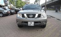 Bán xe Nissan Navara 2.5 LE năm 2014, màu xám, nhập khẩu, còn mới giá 495 triệu tại Hà Nội