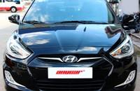 Bán Hyundai Accent 1.4MT đời 2013, màu đen, nhập khẩu, 492tr giá 492 triệu tại Tp.HCM