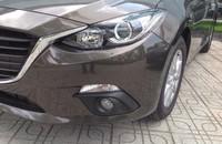 Bán Mazda 3 1.5 đời 2015, màu nâu, công nghệ Skyactive, thiết kế Kodo, istop giá 728 triệu giá 728 triệu tại Tp.HCM