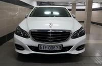Bán xe Mercedes E200 đời 2015, màu trắng giá 1 tỷ 839 tr tại Tp.HCM
