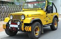 Bán xe Jeep CJ đời 1980, màu vàng, nhập khẩu nguyên chiếc, chính chủ giá 140 triệu tại Tp.HCM