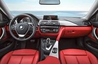 Bán BMW 3 Series năm 2014, màu đỏ, nhập khẩu chính hãng giá 1 tỷ 355 tr tại Tp.HCM