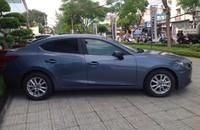 Cần bán xe Mazda 3 Sedan 1.5L đời 2015 ,màu xám xanh giá tốt cộng nhiều ưu đãi giá 728 triệu tại Tp.HCM