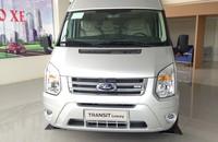 Hà Thành Ford Bán ô tô Ford Transit Luxury đời 2015, màu bạc, giá tốt giá 855 triệu tại Hà Nội
