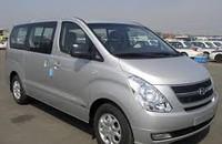 Cần bán Hyundai Starex 2.4 9 chỗ 2015, màu bạc, nhập khẩu nguyên chiếc, 880tr giá 880 triệu tại Hà Nội
