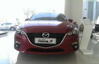 Mazda 3 chính hãng, chương trình khuyến mãi hấp dẫn giá 728 triệu tại Tp.HCM