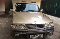 Bán xe Ssangyong Musso Libero sản xuất 2007 chính chủ giá 270 triệu tại Hà Nội