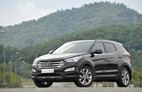 Hyundai Santa Fe 2.4 AT full, màu đen giá 1 tỷ 227 tr tại Hà Nội
