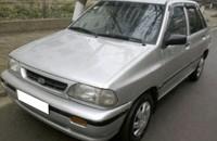 Cần bán gấp Kia Pride đời 2002, màu bạc như mới, giá chỉ 92tr giá 92 triệu tại Hà Nội