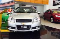 Chevrolet Aveo đời 2015 giá 447 tr cần bán giá 447 triệu tại Tp.HCM