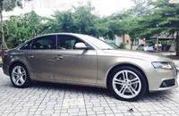 Bán ô tô Audi A4 đời 2008, nhập khẩu nguyên chiếc, như mới giá 850 triệu tại Tp.HCM