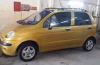 Daewoo Matiz, sản xuất 1999, đăng ký 2000, màu vàng cần bán giá 115 triệu tại Tp.HCM