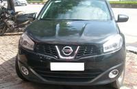 Bán xe Nissan Qashqai năm 2012, màu đen, xe nhập, 890tr giá 890 triệu tại Hà Nội