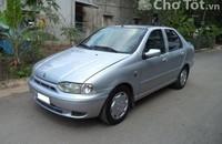 Bán xe Fiat Siena đời 2004, màu bạc, nhập khẩu, xe gia đình, 148 triệu giá 148 triệu tại Bình Phước