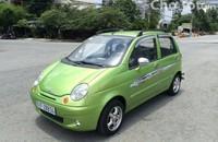 Bán ô tô Daewoo Matiz đời 2004, xe nhập, số tự động, giá 178tr xe màu xanh giá 178 triệu tại Tp.HCM