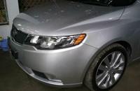 Cần bán gấp Kia Forte đời 2009, màu bạc, nhập khẩu chính hãng, số tự động giá 465 triệu tại Đồng Nai