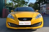 Cần bán xe Hyundai Genesis 2.0L đời 2010, màu vàng, nhập khẩu nguyên chiếc, số tự động  giá 695 triệu tại Tp.HCM