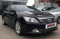 Cần bán lại xe Toyota Camry 2.5 Q năm 2014, màu đen giá 1 tỷ 290 tr tại Hà Nội