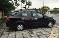 Bán Daewoo Gentra 1.5 MT đời 2008, màu đen, số sàn, giá 250tr giá 250 triệu tại Hà Nội