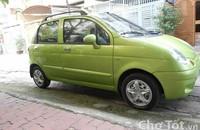 Bán ô tô Daewoo Matiz đời 2005, xe nhập, chính chủ, giá cực tốt giá 142 triệu tại Tp.HCM