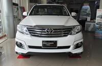 Toyota Fortuner TRD 2015 phiên bản thể thao Toyota Hùng Vương giá 1 tỷ 195 tr tại Tp.HCM