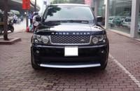 Cần bán gấp LandRover Range rover năm 2010, màu đen, xe nhập giá 2 tỷ 665 tr tại Hà Nội