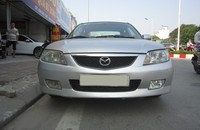 Bán ô tô Mazda 323 đời 2003, màu bạc, giá chỉ 245 triệu giá 245 triệu tại Hà Nội