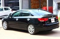 Cần bán Kia Forte SX 1.6MT 2013, màu đen, giá tốt tại Anycar Sài Gòn giá 482 triệu tại Tp.HCM