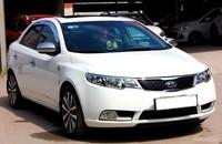 Cần bán lại xe Kia Forte S 1.6AT đời 2013, màu trắng số tự động giá 572 triệu tại Tp.HCM