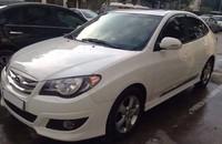 Cần bán Hyundai Avante 1.6 AT đời 2011, bản Full options giá 472 triệu tại Hà Nội