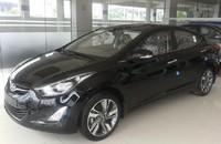 Bán ô tô Hyundai Elantra 1.8 AT đời 2015, màu đen giá cạnh tranh giá 670 triệu tại Hà Nội