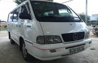 Bán ô tô Mercedes đời 2004, màu trắng giá 255 triệu tại Đà Nẵng