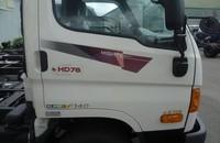 Bán ô tô Hyundai HD 78 chính hãng, giá chỉ 630 triệu giá 630 triệu tại Tp.HCM