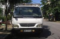Nhà dư dùng nên bán Vinaxuki 3500TL(3,5T) xe có thiết kế mui bạt, xe còn rất tốt giá 165 triệu tại Tp.HCM